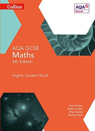 9780007597345: Collins GCSE Maths � AQA GCSE Maths Higher Student Book