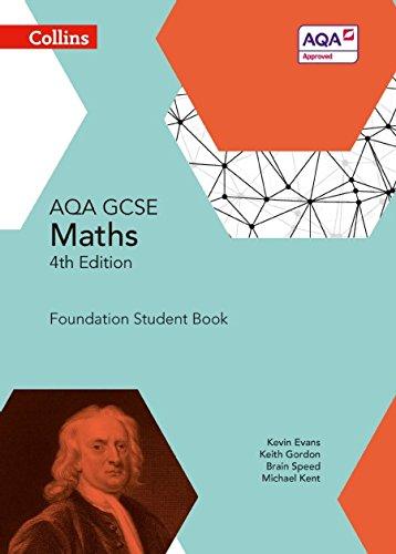 9780007597437: AQA GCSE Maths Foundation Student Book (Collins GCSE Maths)