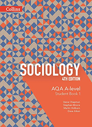 9780007597475: AQA A-Level Sociology — Student Book 1: 4th Edition