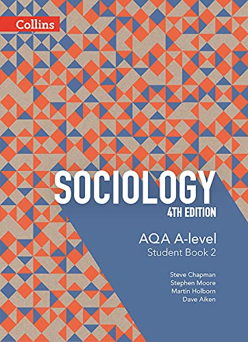 9780007597499: AQA A-level Sociology - Student Book 2: 4th Edition