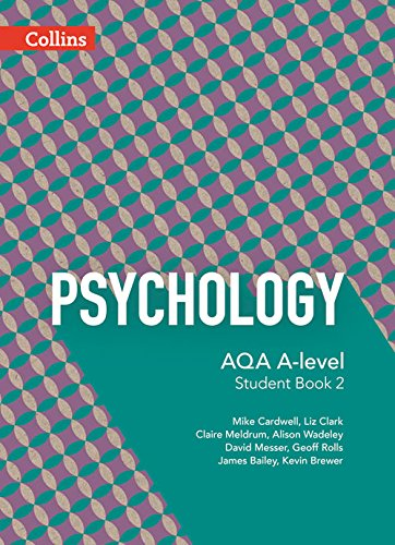 9780007597536: AQA A-Level Psychology — Student Book 2: 5th Edition