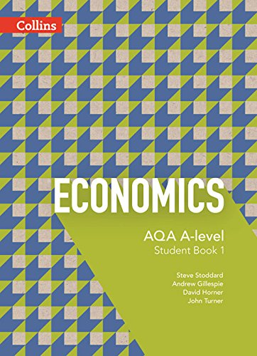 9780007597604: AQA A-level Economics - Student Book 1