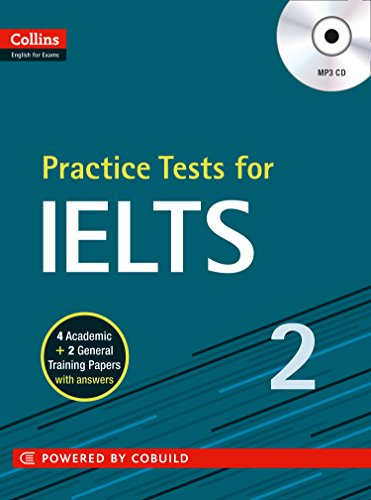 9780007598137: Practice Tests for IELTS 2 (Collins English for IELTS)