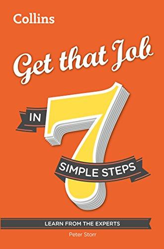 9780007598359: Get that Job in 7 Simple Steps