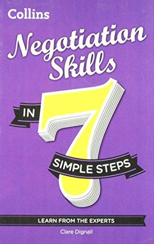 9780007598373: Negotiation Skills in 7 Simple Steps