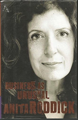 9780007606740: Business As Unusual: The Triumph of Anita Roddick