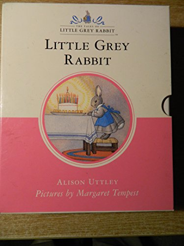 9780007610075: The Tales of Little Grey Rabbit (The Tales of Little Grey Rabbit box set, including Birthday)