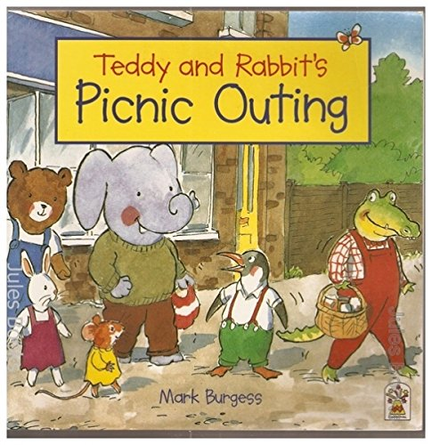9780007610136: Xteddy and Rabbit S Picnic