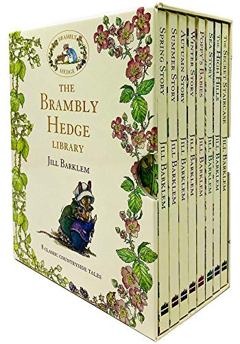 9780007610167: The Brambly Hedge Library