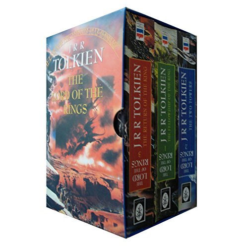 9780007610242: Lord of the Rings Slipcase