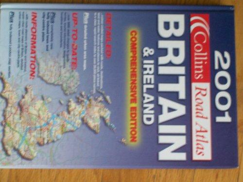 9780007610792: Britain and Ireland Road Atlas