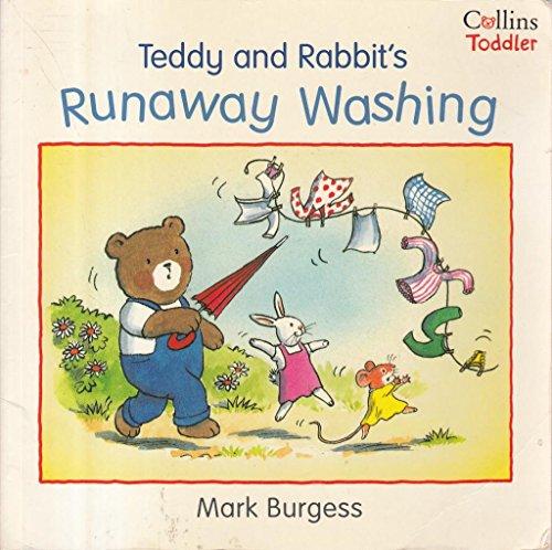 9780007613687: Xteddy and Rabbit S Runaway