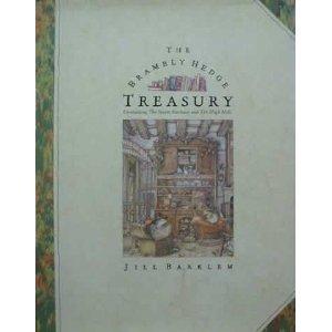 9780007614349: The Brambly Hedge Treasury