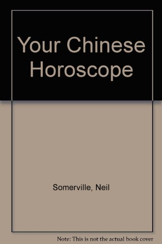 9780007614431: Your Chinese Horoscope