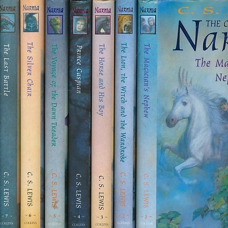 9780007616244: The Chronicles of Narnia