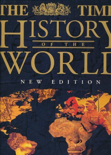 The Times Atlas Of World History -