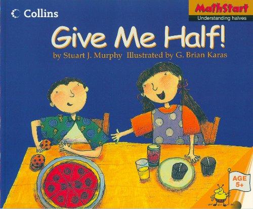 9780007619368: Give Me Half