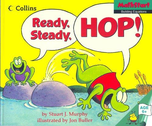 9780007619399: Ready Steady , hop!
