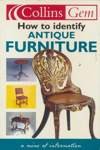 9780007623853: How to Identify Antique Furniture