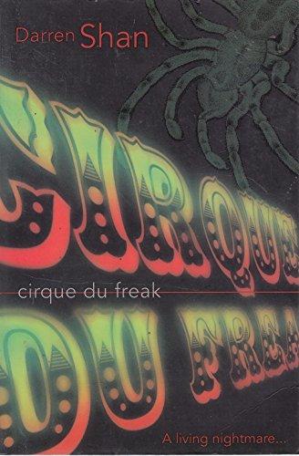 9780007624621: Cirque Du Freak (The Saga of Darren Shan)