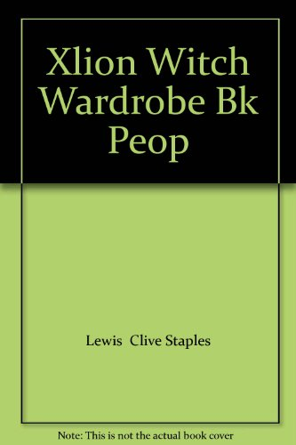 9780007627080: Xlion Witch Wardrobe Bk Peop