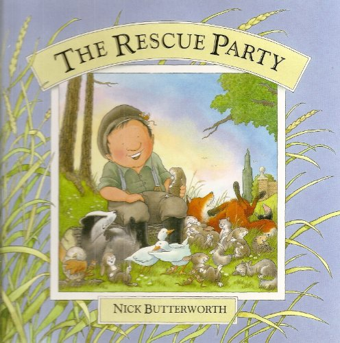 9780007627257: The Rescue Party :