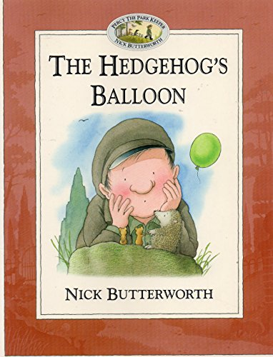 9780007627332: The Hedgehog's Balloon