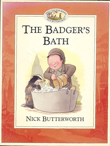 9780007627356: Xbadger S Bath Bk People