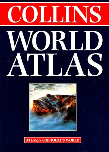 9780007633364: COLLINS WORLD ATLAS