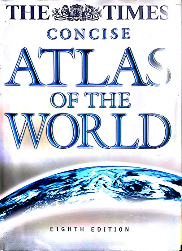 9780007634347: The Times Concise Atlas of the World
