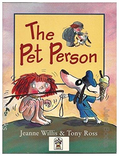 9780007635238: Pet Person