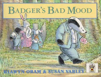 9780007635344: Badger's Bad Mood