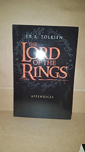 9780007635566: Lor Child Film Tie-in #7 Appendices
