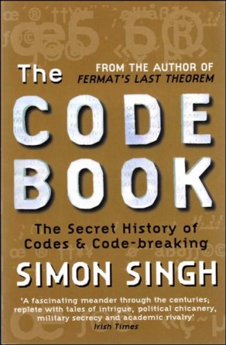 9780007635740: The Code Book: The Secret History of Codes & Code-Breaking