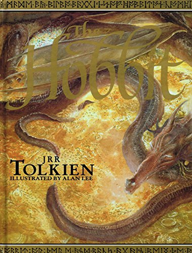 The Hobbit or There and Back Again - J. R. R. Tolkien