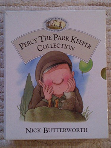 9780007636990: Percy the Park Keeper Collection: The Hedgehog's Balloon, The Badger's Bath, The Fox's Hiccups, One Warm Fox, The Cross Rabbit and The Owl's Lesson