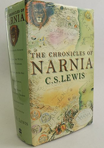 Full chronicles book narnia of