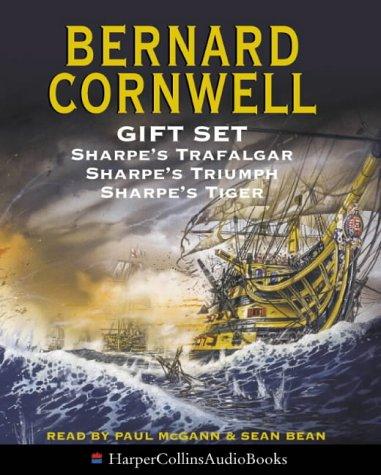 9780007643462: Bernard Cornwell Gift Set: