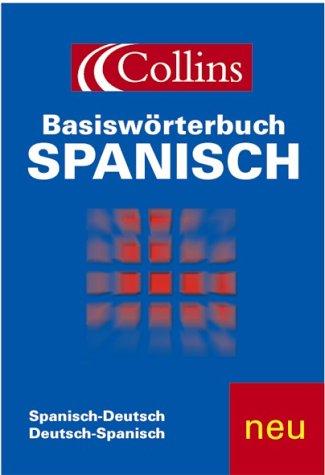 9780007643714: Xgerman/Spanish Basiswbuch (Dictionary)