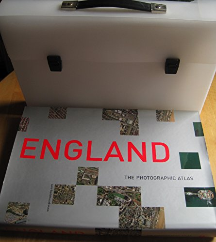 9780007646166: England The Photographic Atlas