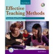 9780007646579: EFFECTIVE TEACHING METHODS-TEXT