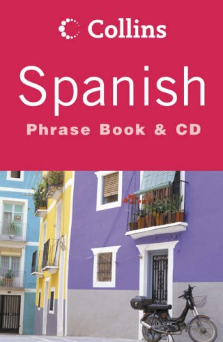9780007650958: Spanish Phrase Book (Collins GEM) (English and Spanish Edition)