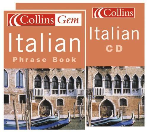 9780007650972: Italian Phrase Book (Collins GEM) (English and Italian Edition)