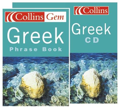 9780007650989: Greek Phrase Book (Collins GEM)