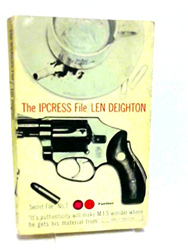 9780007652013: The Ipcress File