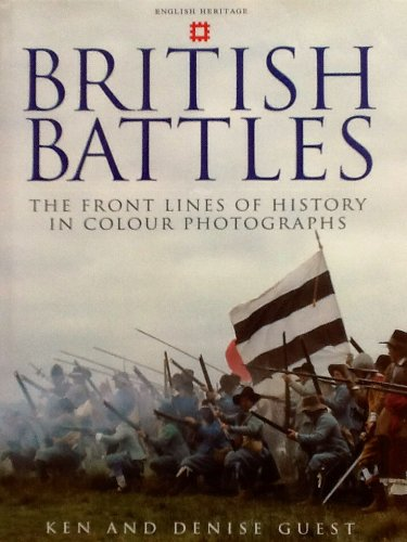 9780007652631: British Battles. The Front Lines of History in Colour Photographs
