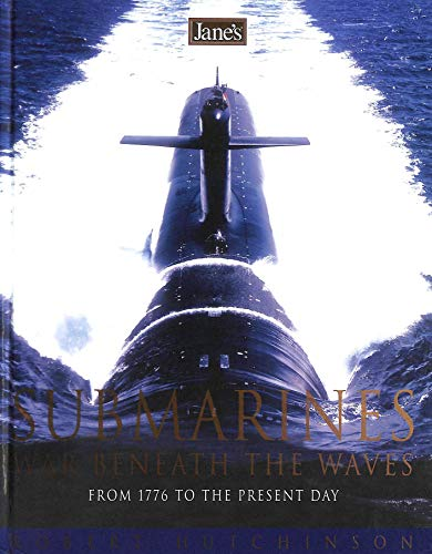 9780007653331: Xsubmarines from 1776 to the B