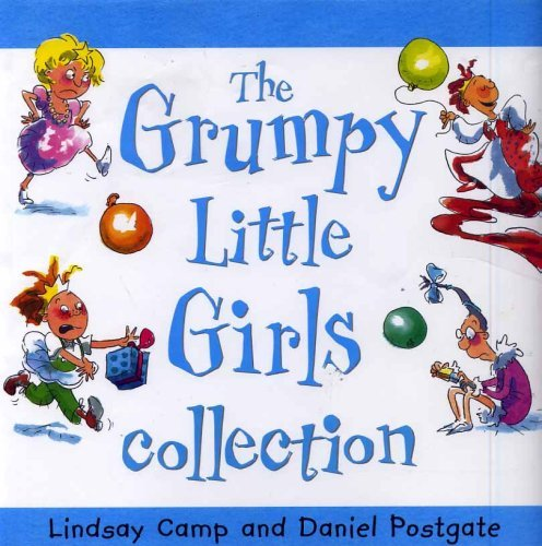9780007653591: The Grumpy Little Girls Collection