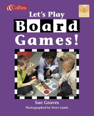 9780007657384: Let's Play Board Games! (Spotlight on Fact)