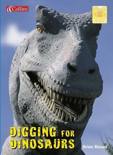 9780007657469: Digging for Dinosaurs (Spotlight on Fact)